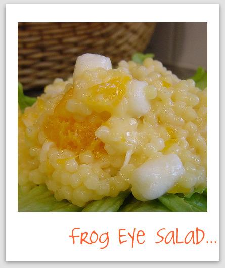 Frog Eye Salad pic