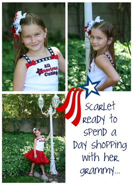 Scarlet USA collage