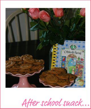 After School Snack Blog