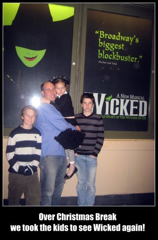 Wicked Blog 1