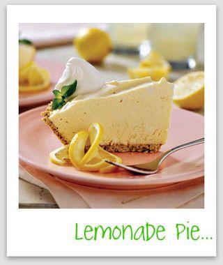 Lemonade Pie pic