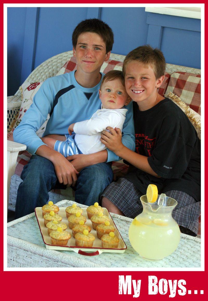 My Boys Lemonade