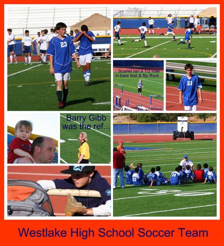 Soccer Collage