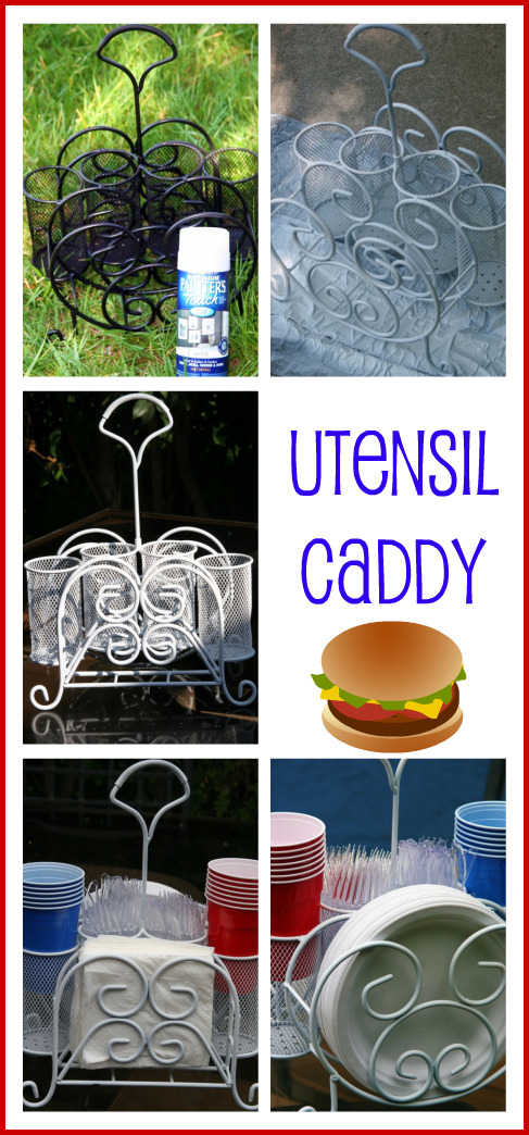 Caddy collage