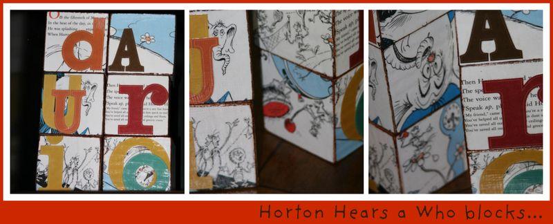 Horton 4 collage