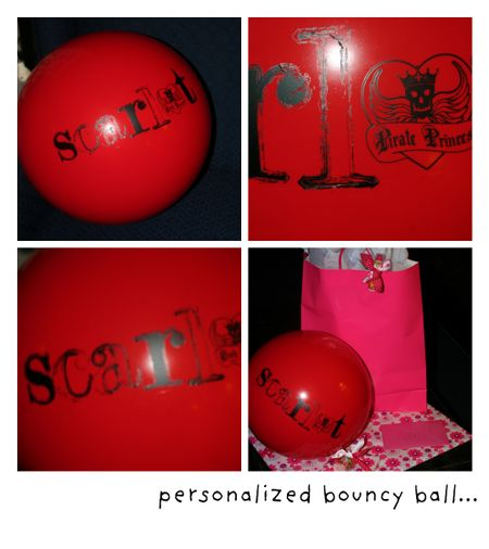 Bouncy Ball collage