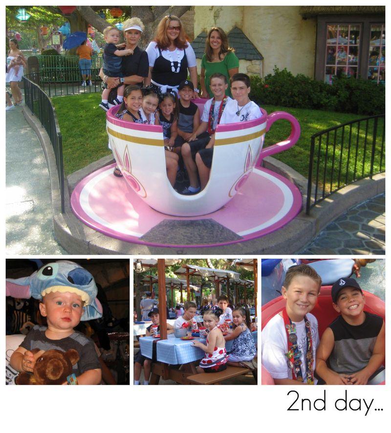 Disney 3 collage