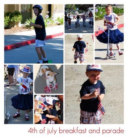 Parade collage