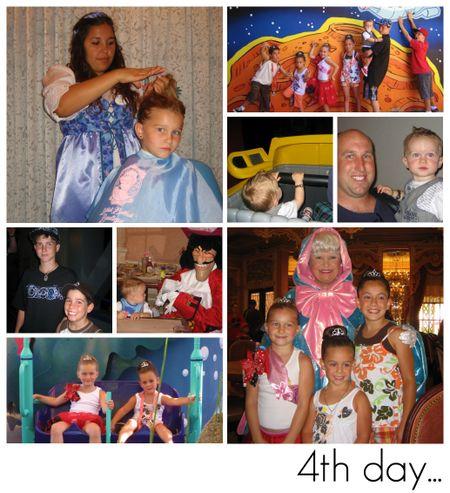 Disney 6 collage