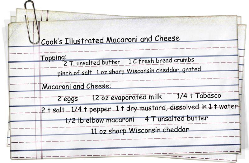 Mac & Cheese 1