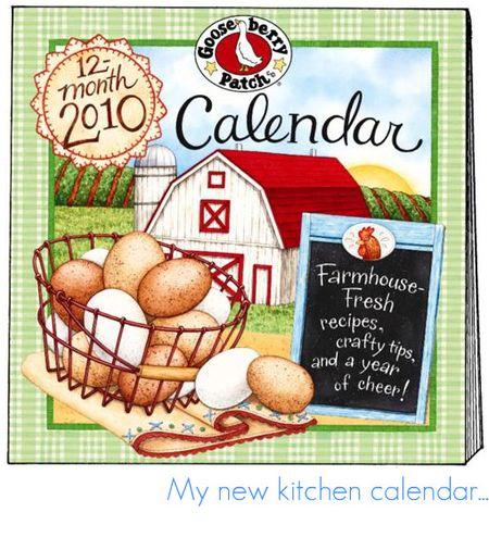 GBP Calendar 1