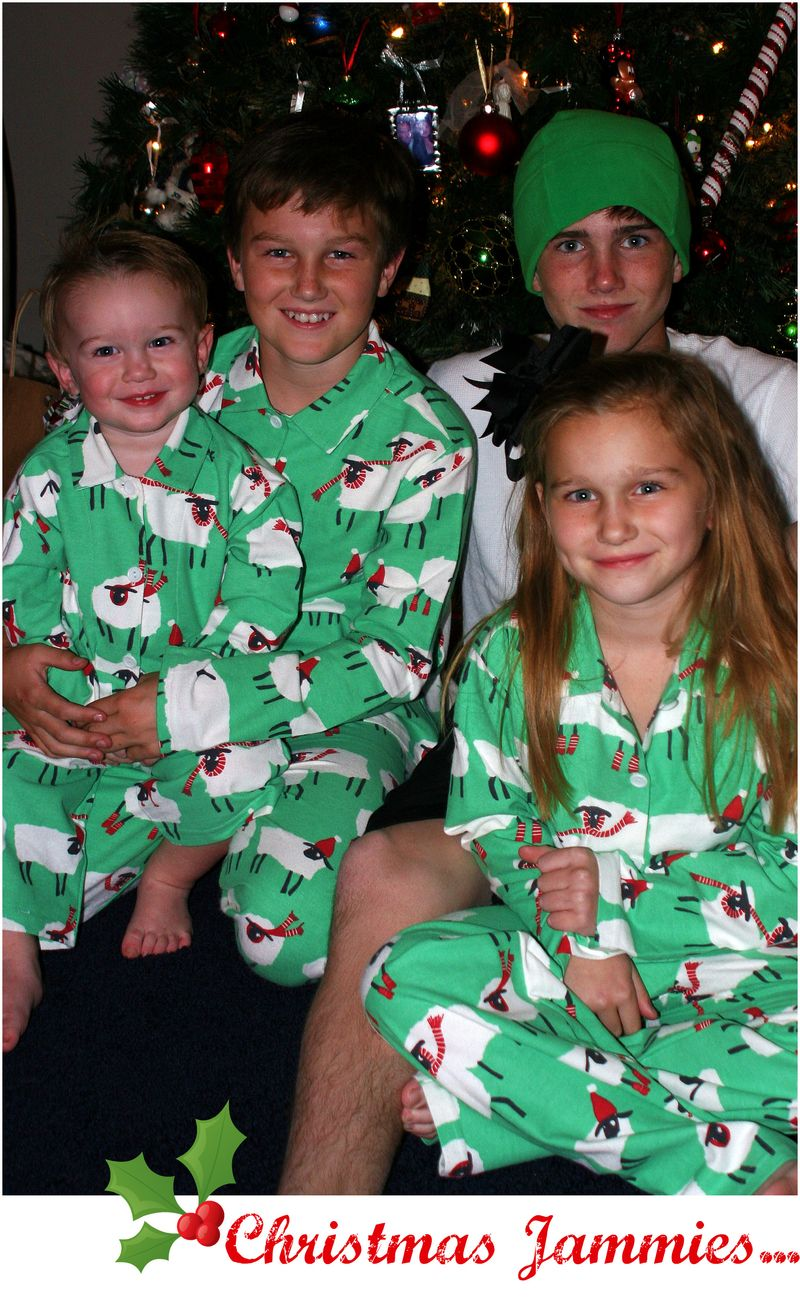 Xmas Eve Jammies