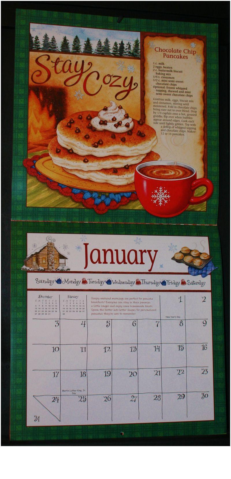 GBP Calendar 2