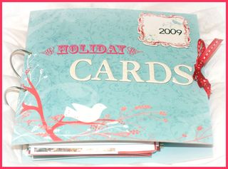 Christmas Card Holder 1b