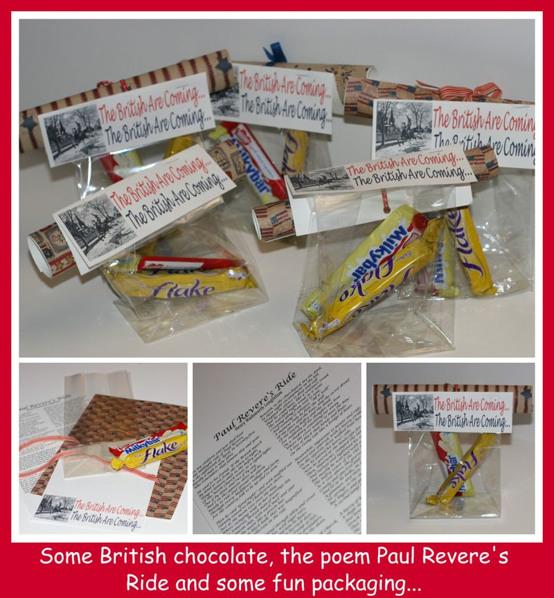 Paul Revere Chocolate