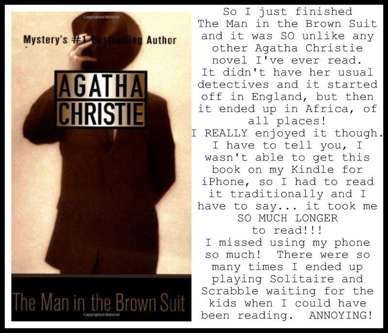 Man Brown Suit