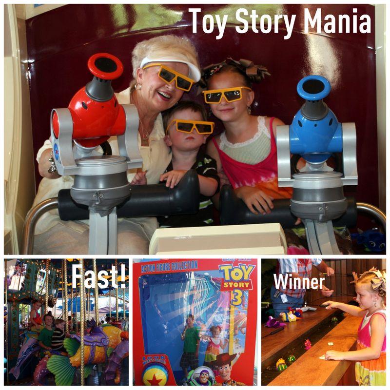 Disney Park Day 2a