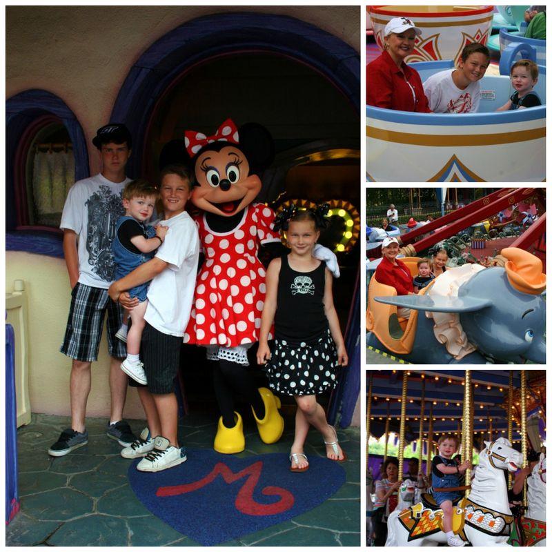 Disney Park Day 3a