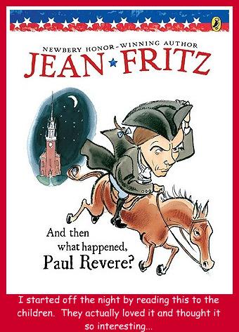 Paul Revere Book