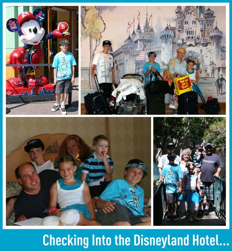 Disney Day 1 Hotel