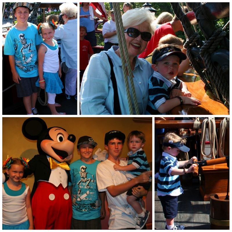 Disneyland Day 1a
