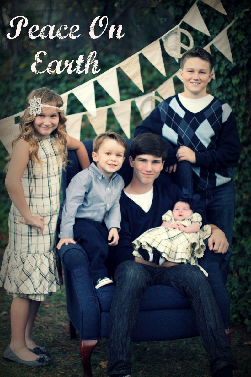 2010 Christmas Card Photo