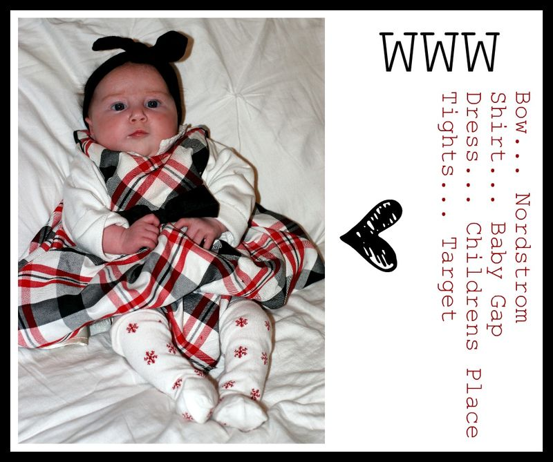 WWW...Plaid Dress Collage