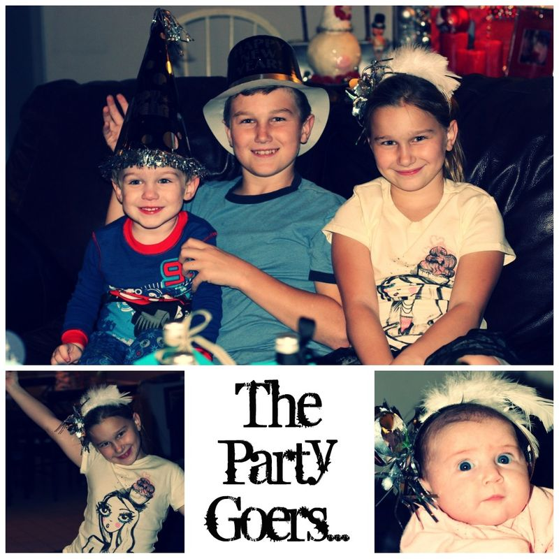 NYE The Party Goers