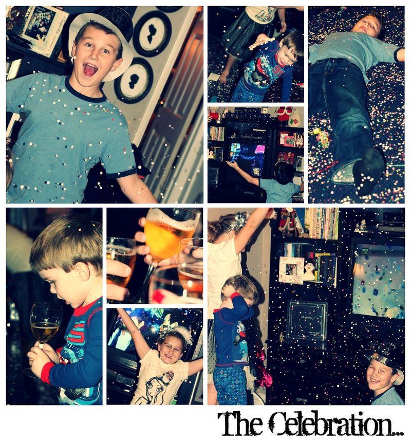 NYE The Celebration