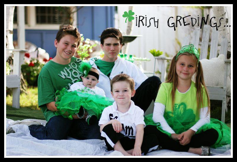 Irish Gredings