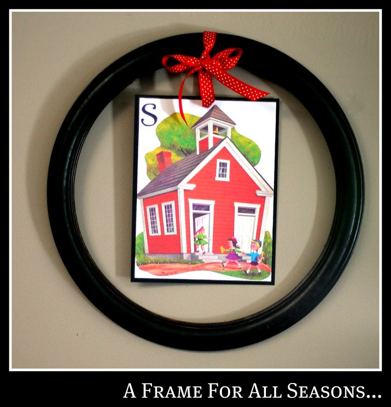 A frame for all seasons