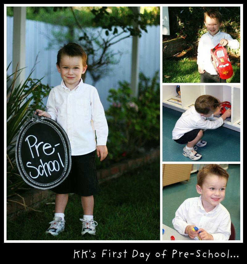 KK PreSchool Collage