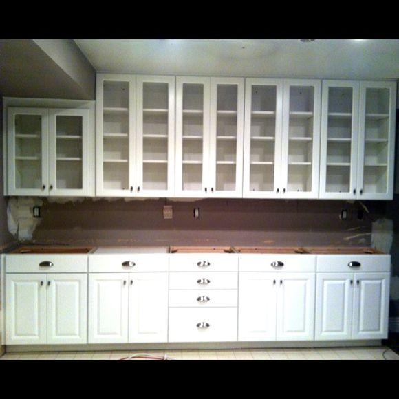 A Kitchen in Progress