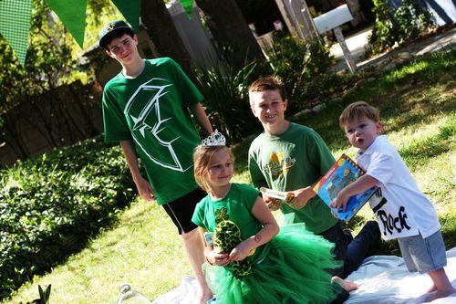 An Irish Family
