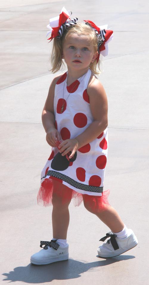 Minnie Halter Dress